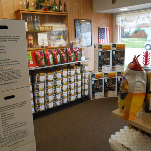 Inside the Store 1