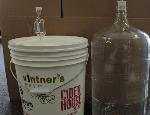 Fruit Wine Making Guide, Part One: Equipment and Cleanliness